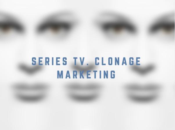 serie tv et marketing