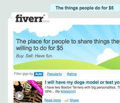Pourquoi Fiverr est super pour les entrepreneurs sur internet
