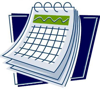 calendrier éditorial blog